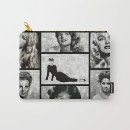 Hollywood Ladies Carry-All Pouch