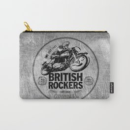 British Rockers 1967 Carry-All Pouch