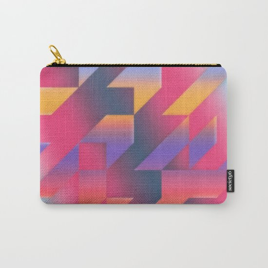 Gradient Harmonies Carry-All Pouch