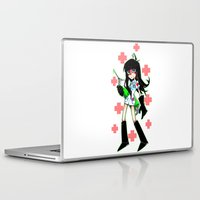 doctor Laptop & iPad Skins featuring Doctor by M-chi