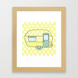 Caravan Version Five Framed Art Print