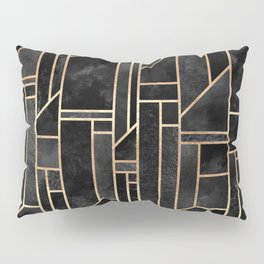 Black Skies Pillow Sham