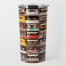 Something Nostalgic V - Music - Global Language #decor #society6 #buyart Travel Mug