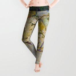 Van Gogh Leggings