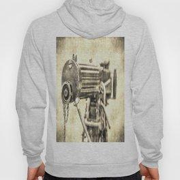Vickers Machine Gun Vintage Hoody