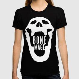 Bone Mage Skull  T-shirt