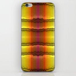 Quilt Pattern  iPhone Skin