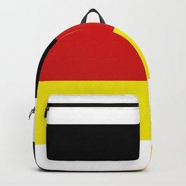 Germany flag Backpack