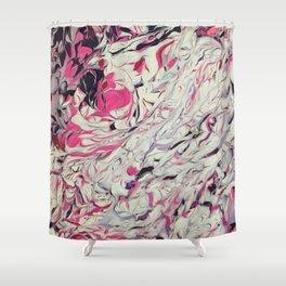 Candy Melt Shower Curtain