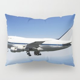 NASADLR Stratospheric Observatory for Infared Astronomy (SOFIA) 747SP cruises over central Texas on Pillow Sham