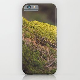 Nature's Velvet iPhone Case