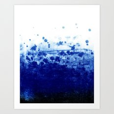 Sea Picture No. 6  Art Print