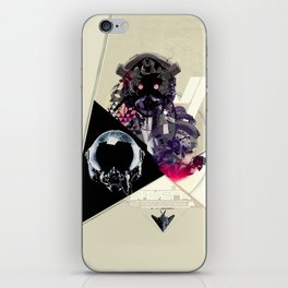 STEALTH: PILOTS iPhone Skin