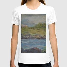 Castle Ruins MM151125-13 T-shirt