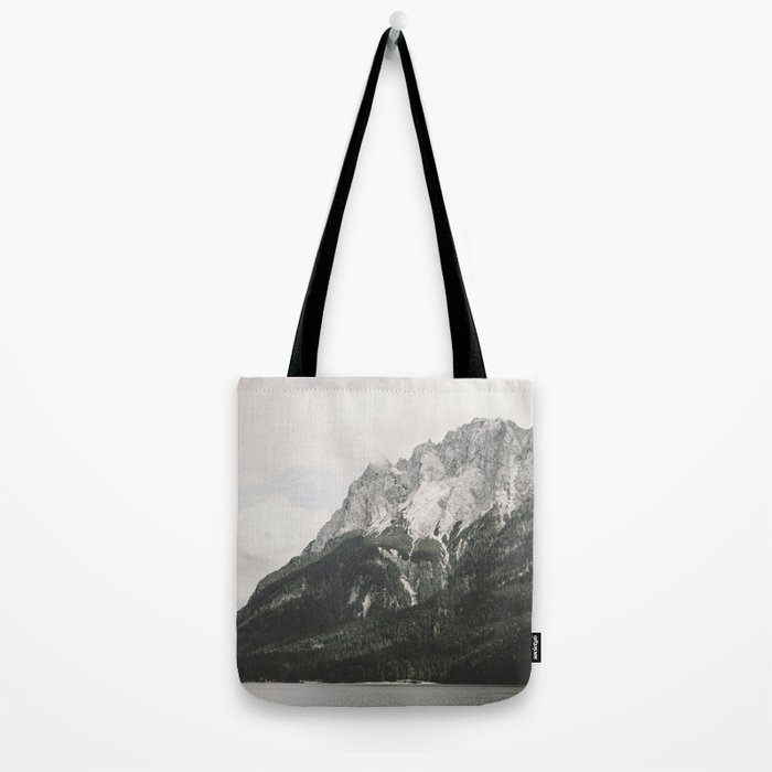 Such great Heights - Landscape Photography Tote Bag