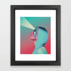 sight Framed Art Print