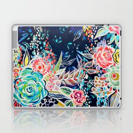 Night Bloomers Laptop & iPad Skin