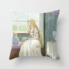 Estellae Throw Pillow