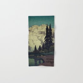 The Pending Storm at Hike Hand & Bath Towel