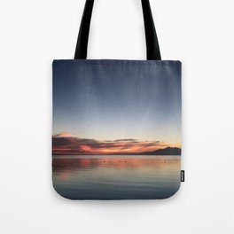 End of Day 1 Tote Bag