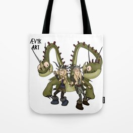 Hungry Barf and Belch Tote Bag