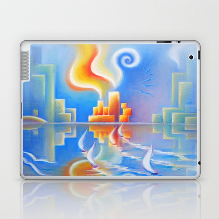 Birthday Party Laptop & iPad Skin