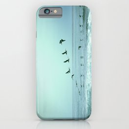 Aerodynamics iPhone Case