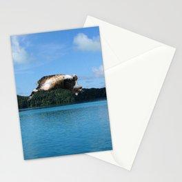 Island God Stationery Cards