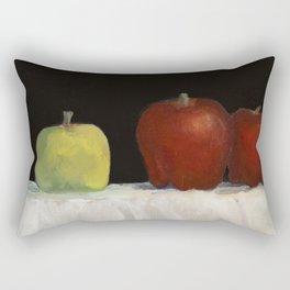 Still Life Oil Painting Rectangular Pillow