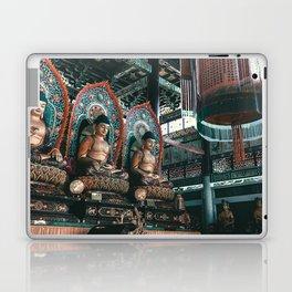 Asian Temple Travel Photography Laptop & iPad Skin