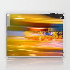 Night Light 131 - Roller Coaster Laptop & iPad Skin