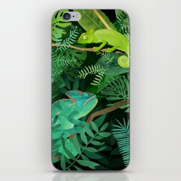 Chameleons iPhone Skin