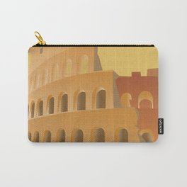 Colosseo Roma Carry-All Pouch