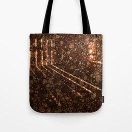 Vintage Lockhouse Revival Tote Bag
