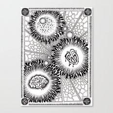 Cositas Canvas Print