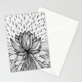 The Immortal Lotus Stationery Cards