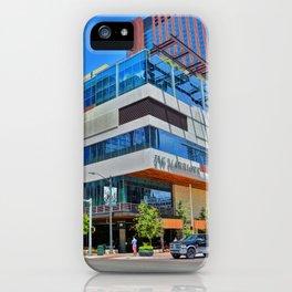 JW Marriott Downtown Austin iPhone Case
