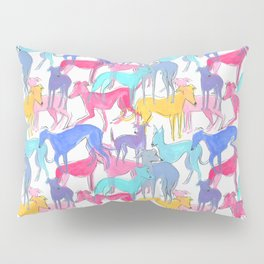 greyhound Pillow Sham