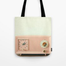 Easy Listening Tote Bag