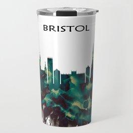 Bristol skyline Travel Mug