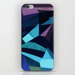 always looking for the good IV iPhone Skin