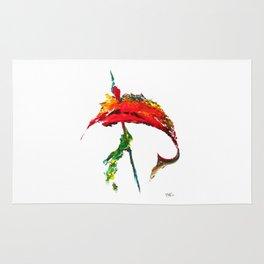 Swordfish Rug