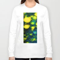 grease Long Sleeve T-shirts featuring Bacon Grease Highlights by Lyssia Merrifield