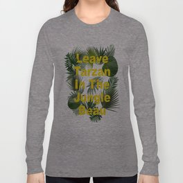 Tarzan Long Sleeve T-shirt