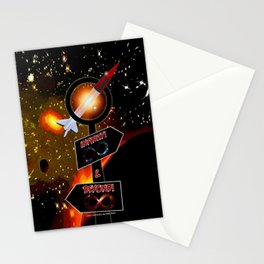 DIRECTION - 001 Stationery Cards