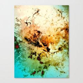 δ Minelava Canvas Print