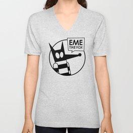 Eme - No Color Unisex V-Neck