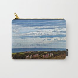 Sheep on the moors Carry-All Pouch