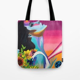 Pneum Echo Tote Bag