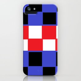Chess board iPhone Case